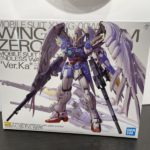 Gundam Base Review MG Wing Gundam Zero EW Ver. Ka part 1
