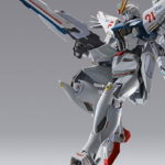 METAL BUILD Gundam F91 CHRONICLE WHITE Ver. Full images, info