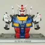 Full Review for 1/48 RX-78F00 Gundam Bust Model