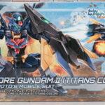 Review HGBD:R Core Gundam II Titans Color