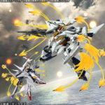 HGUC Xi Gundam VS Penelope Funnel Effect Set