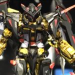 VIDEO: METAL BUILD Gundam Astray Gold Frame Amatsu Mina (Princess of the Sky Ver.)