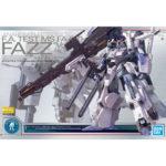 MG 1/100 Gundam Base Limited FAZZ Ver. Ka Titanium Finish