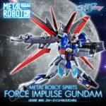 METAL ROBOT Spirits Force Impulse Gundam new images