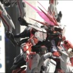 VIDEO METAL BUILD Gundam Astray Red Dragon