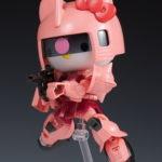 Review SDCS Hello Kitty Char's Zaku II