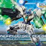HGBD:R 1/144 Gundam 00 Sky Moebius. Box art, images