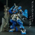 HG Gundam Astaroth Amalgam custom