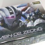 Box open review RG Zeong