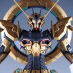 MG Testament Gundam shining Custom