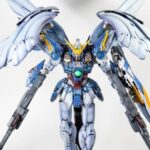 Nice MG Wing Gundam Zero EW
