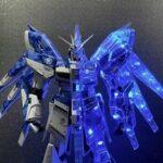 MG Hi-Nu Gundam hologram custom