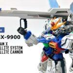 MG 1/100 GX-9900 Gundam X