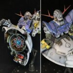 RG Zeong painted built images