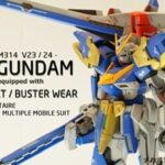 HGUC V2 Assault Buster Gundam improved
