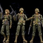 Review G.M.G. Principality of Zeon General Soldiers 01-03