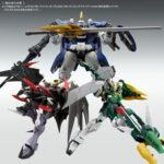 PB MG Expansion parts set Gundam W EW