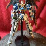 HGUC Lightning Zeta Gundam Custom