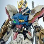 HGFC Shining Gundam Rebake custom
