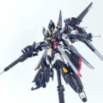 HGBF Strike Freedom Gundam Retaliate custom