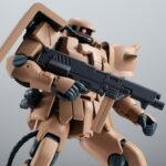 PB ROBOT魂 Zaku II F2 Kimberlite Base type