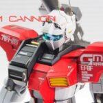 HGBF GM/GM base GM Cannon custom