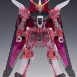 Review HGCE Infinite Justice Gundam Clear Color