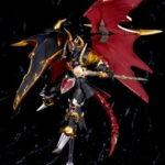 Review MRS Satan Gundam Monster Black Real Type Ver.