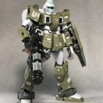 HGUC RGM-79 [G] GM Gunner Custom