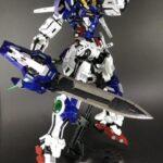 MG Gundam Exia Revenge Repair custom