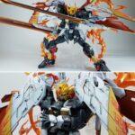 RG Sword Impulse Gundam type Rengoku custom