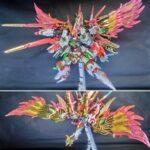 MG Musha Sengoku Astray Gundam Custom