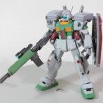 HGUC GM III Squad Automatic Weapon Ver. Custom