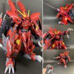 MG Testament Gundam Genocide Breaker