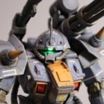RE/100 MS-08TX[EXAM] EFREET CUSTOM Cannon Ver.