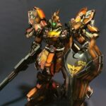MG Sazabi ver.ka custom paint