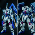 HGBD:R Gundam Quadriga custom