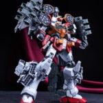 Update MG Gundam Heavy Arms EW Igel garage kit