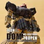 PG Dom Tropen conversion kit
