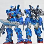 Custom build HGUC Gundam MK-II type F