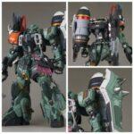 MG Zaku Warrior Garage Kit