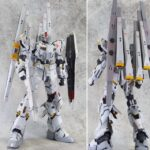 MG Nu Gundam Ver.Ka remodeled