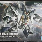 Review HGUC Xi Gundam