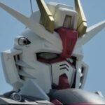 China Freedom Gundam Statue today!