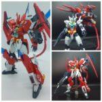 HG Scorpio Gundam custom