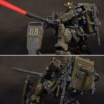 HGUC Ground battle type Gundam Custom