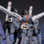 MG ZZ Gundam garage kit