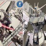 Review GB MG Freedom Gundam Ver.2.0 Silver Coating
