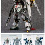 Garage Kit MG 1/100 Nu Gundam