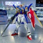 New images RG 1/144 Wing Gundam